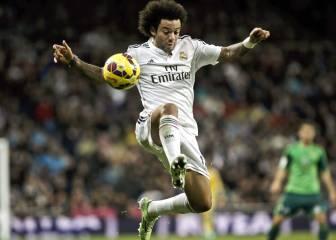 Hoy se cumplen diez años de la llegada de Marcelo al Madrid