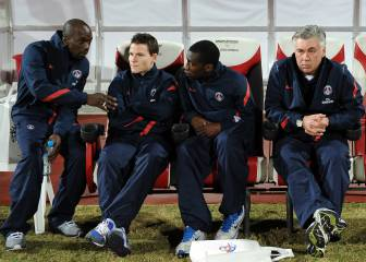 Gameiro says Ancelotti