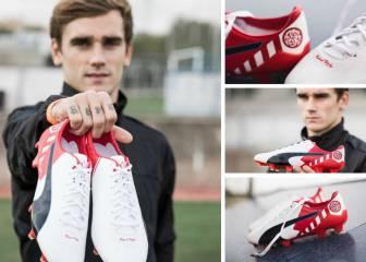 Griezmann lucirá unas botas especiales para el derbi