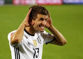 San Marino le cierra la boca a Müller tras criticar a su equipo