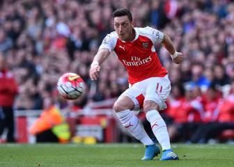 Súpercontrato para Özil: será el mejor pagado del Arsenal