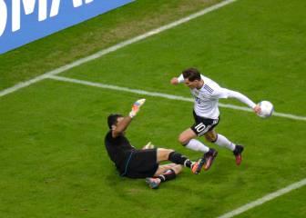 Italia se consolida tras empatar contra Alemania en San Siro