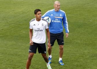 Varane desvela una charla con Zidane: 'Quería las cosas claras'