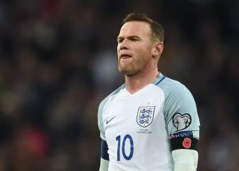 The Sun: Rooney, baja ante España, ebrio en el hotel de Inglaterra