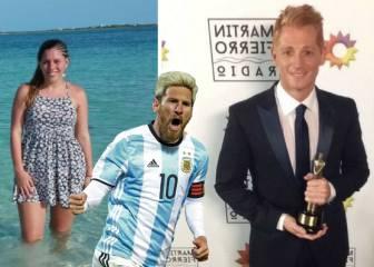 La hermana de Messi se enfrenta al periodista argentino más crítico