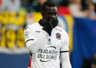 La promesa de Balotelli si gana la Ligue 1 con el Niza