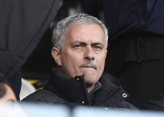 Mourinho se enfurece con la FA por el escándalo de Rooney