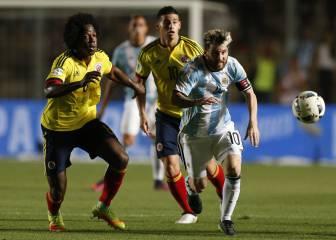Así jugó Messi: un gol, dos asistencias y 3 tarjetas forzadas