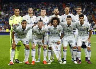 Real Madrid: nueve partidos en un mes para acabar el año
