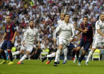 Ramos lleva cuatro tarjetas: peligra jugar el Clásico