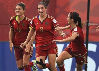 Spain edge past Japan and are virtually in the quarter finals