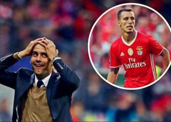 Pep hará millonario al Benfica con un canterano del Barcelona