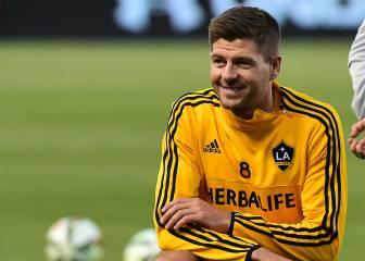 Gerrard podría regresar a Inglaterra... ¡A Tercera División!