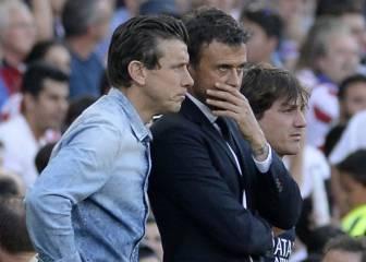 El plan B del Barça 17-18: Unzué técnico y Luis Enrique, mánager