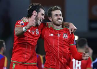 Florentino da luz verde al fichaje de Ramsey, el amigo de Bale