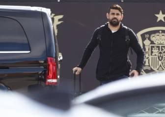 Diego Costa está recuperado y jugará ante el Middlesbrough