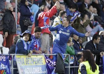 Cómo y dónde ver el Getafe vs Zaragoza: Horario y TV