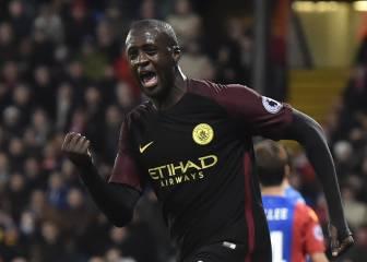 Yaya Touré responde a Guardiola con un doblete de oro