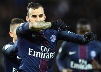 Jesé se estrena con el PSG en la victoria contra el Nantes