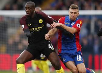 Yaya Touré se ganó el perdón de Guardiola: titular y doblete