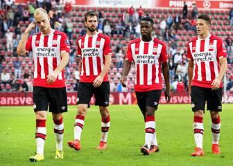 De Jong sigue negado y el PSV se atasca ante el Willem II
