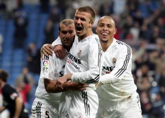 Diez madridistas que en Liga no perdieron ante el Atlético