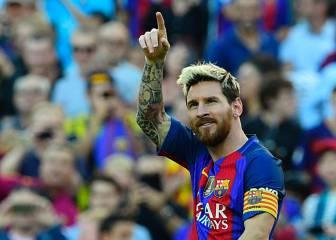 'Mirror': Guardiola prepara 230M€ para fichar a Messi