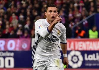 Cristiano Ronaldo: a Lisboa con el Balón de Oro casi atado
