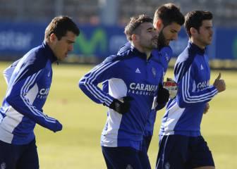 El Zaragoza persigue hoy su primer triunfo a domicilio