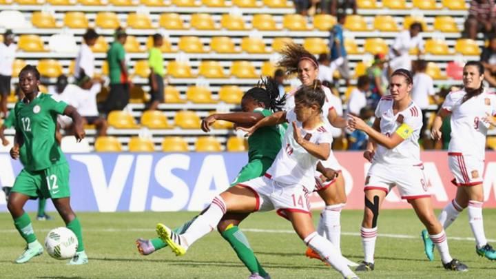 España cae ante Nigeria y pasa a cuartos como segunda