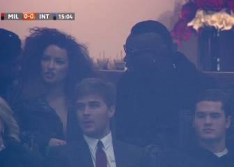Balotelli ya enfada al Niza: fue a ver al Milán y no a su equipo