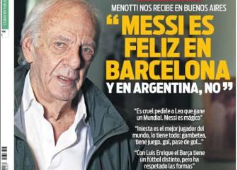 La prensa de Barcelona 'borra' el -4 puntos respecto al Madrid