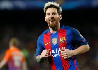 En Inglaterra dicen que Messi utilizará al City para renovar