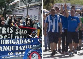 El Espanyol condena los