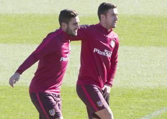 Atleti: el 57% de los internautas prefiere a Tiago junto a Gabi