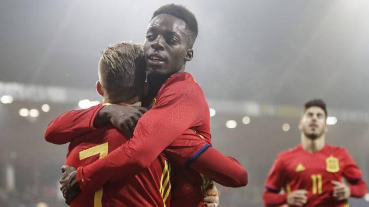 España estará en el segundo bombo en la Eurocopa Sub-21