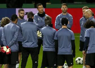 Cristiano Ronaldo, entre el corazón y la clasificación