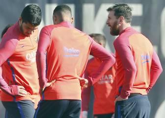 Oficial: Messi recibe al alta médica y vuela a Glasgow