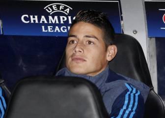 El Inter mandó un emisario a Lisboa para ver a James
