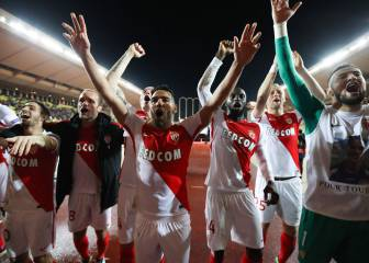 El Mónaco ya es primero de grupo y complica al Tottenham