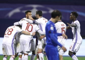 El Lyon hizo los deberes y ante el Sevilla apurará sus opciones