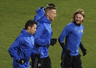 Ludogorets-Basilea: en juego el billete a la Europa League