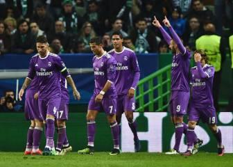 Uno por uno del Madrid: Benzema reivindica el tridente