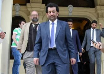 Competición multa con 1.500 euros a Al-Thani por criticar a Álvarez Izquierdo