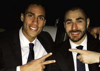 El Madrid ganó con dos tantos franceses por primera vez