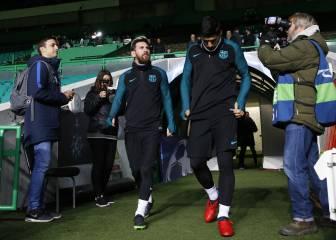Leo Messi para evitar el lío