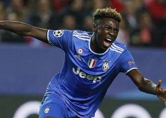 21st century boy: Juve's Kean in landmark European debut