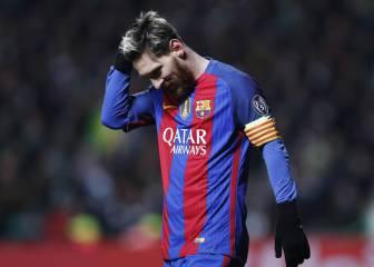 Uno por uno del Barça: Messi, otra vez único en The Paradise