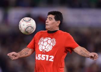 Maradona, contra las mujeres de los jugadores de Argentina