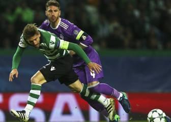 Sergio Ramos renueva con su sponsor de botas por 2M€ al año